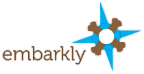 Embarkly Logo